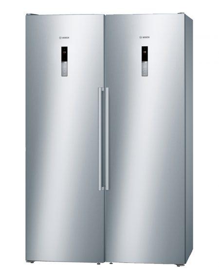 یخچال فریزر دوقلو بوش مدل KSV36BI304-GSN36BI304
