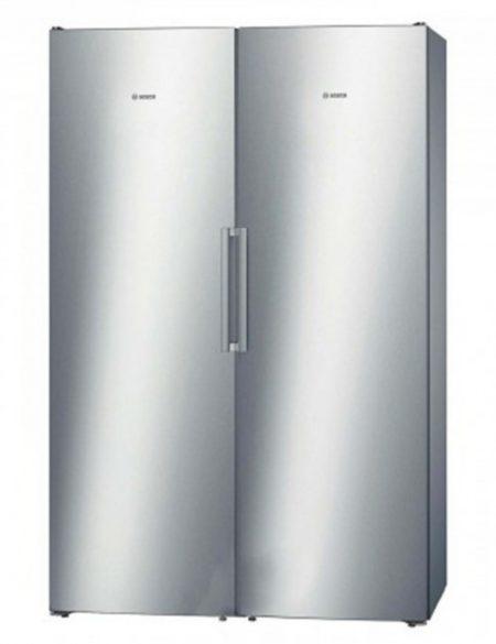 یخچال فریزر دوقلو بوش مدل KSV36VI304 – GSN36VI304
