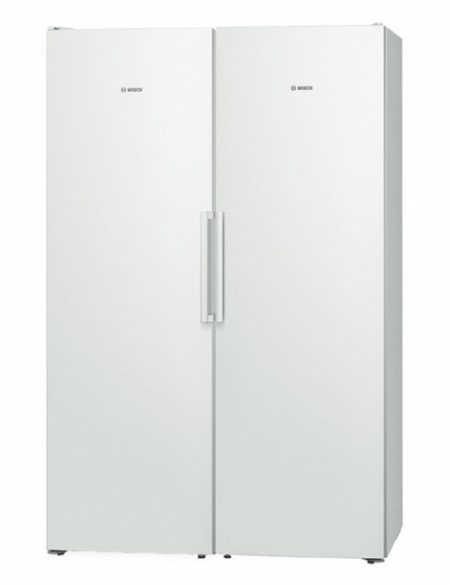 یخچال فریزر دوقلو بوش مدل KSV36VW304 - GSN36VW304
