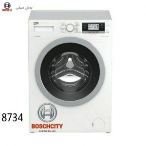 ماشین لباسشویی بکو مدل WTV 8734