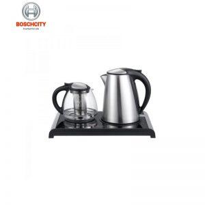 چای ساز و قهوه جوش اینوکس مدل NX011